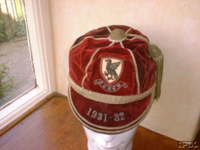 Eastern Counties RFU Cap 1931-32