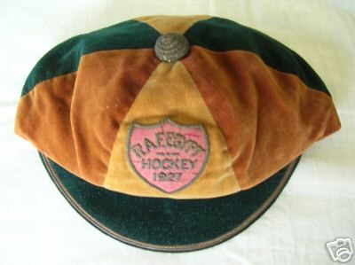RAF Egypt Hockey Cap 1927