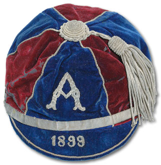 NSW Rugby Cap 1899