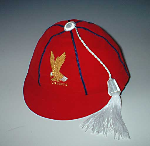 United States (USA Eagles) International Rugby Cap