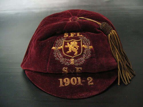 Classic Scotland Football Cap