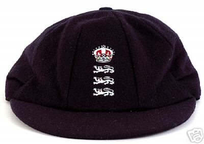 England International Cricket Cap International Caps And