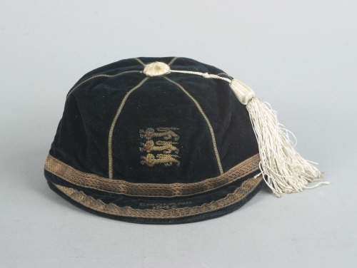 England Schools International Football Cap 1948
