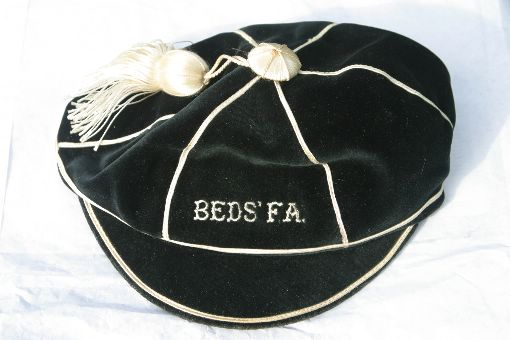 Bedfordshire Football Cap
