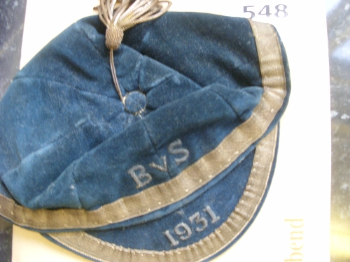 Birmingham Football Club Cap