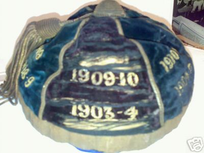 Ulster Provincial Rugby Cap 1903-10