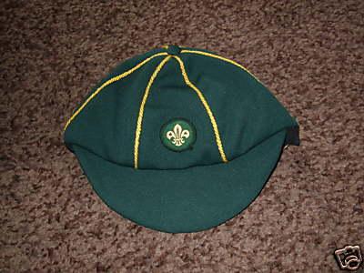 Cub Scout Cap