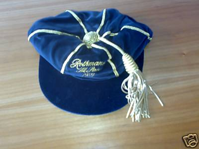 Rothmans All Stars Cap