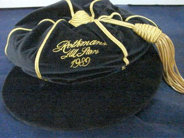Rothmans All Stars Cap 1989