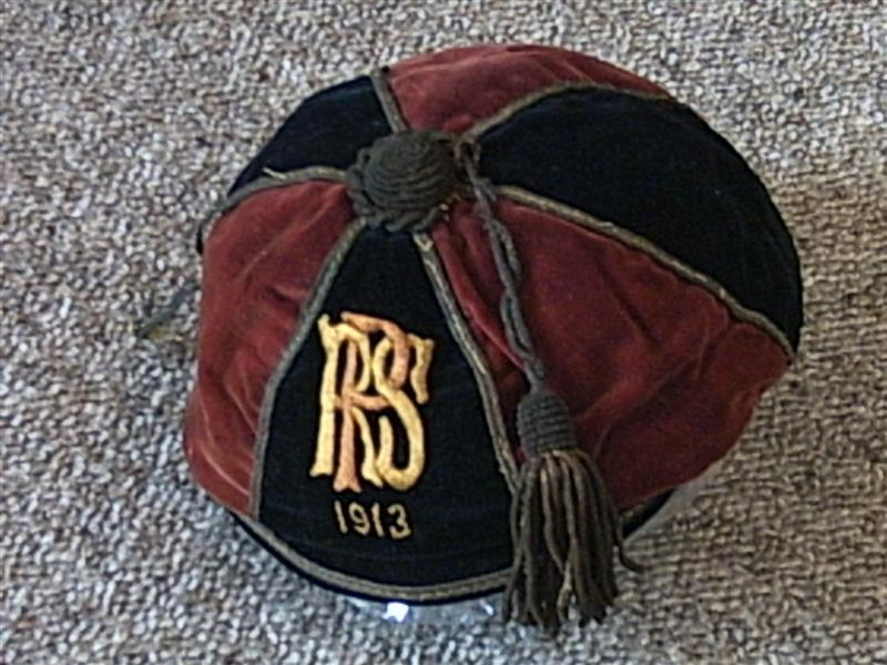 RPS 1913 Rugby Cap