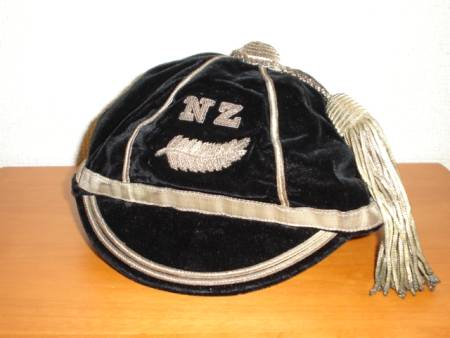 New Zealand Rugby Cap 1920