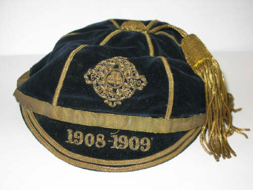 Northern Ireland Football Cap 1908-1909