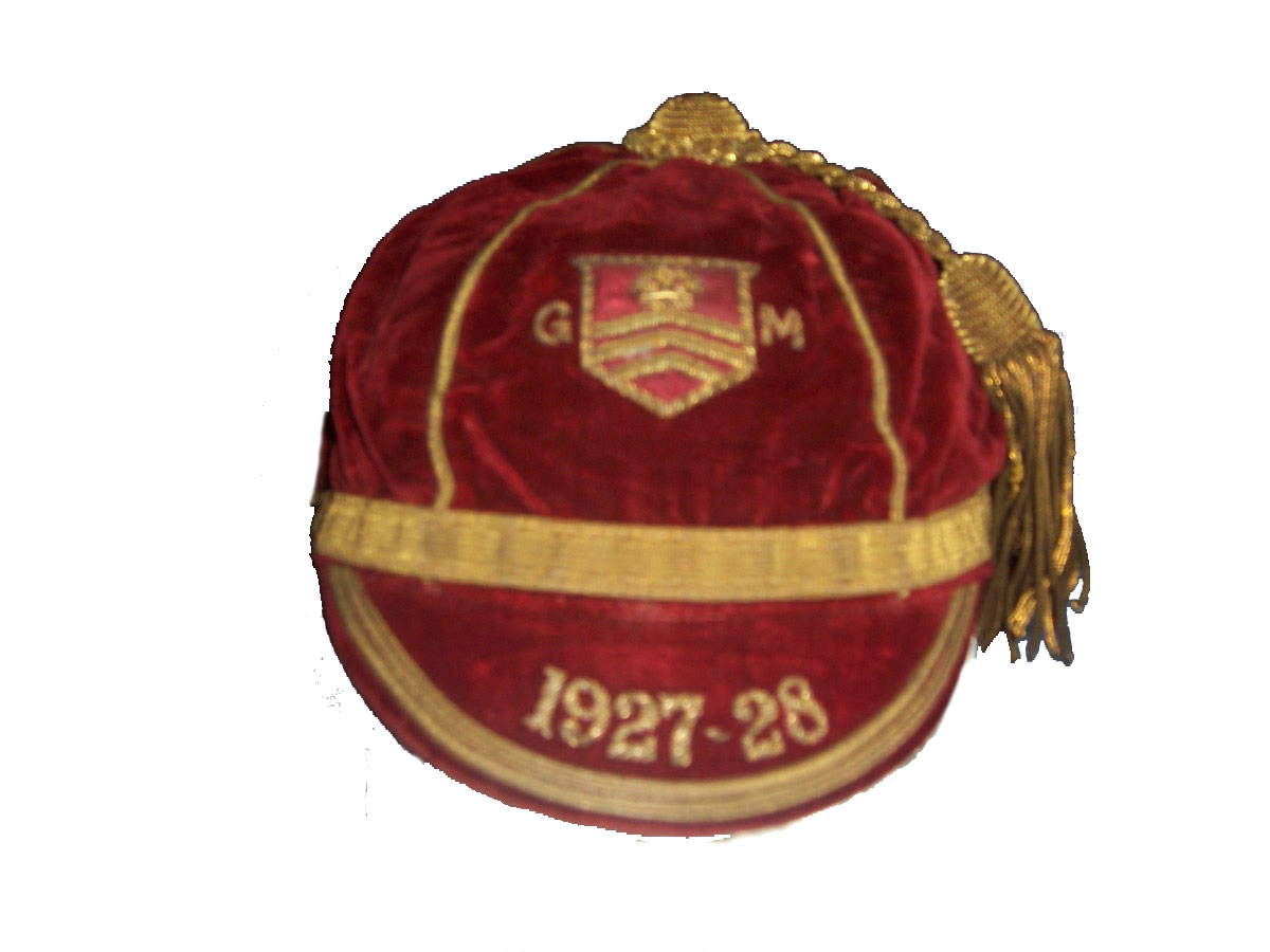 Rugby League Cap 1927-28