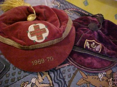 England Rugby League Cap 1969