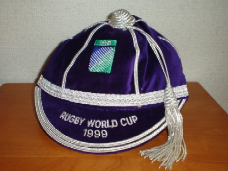 1999 Rugby World Cup cap