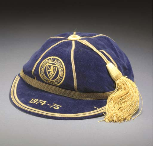Scotland International Football Cap 1974-75