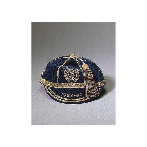 Scotland Football Cap v NI & Wales 1963-64
