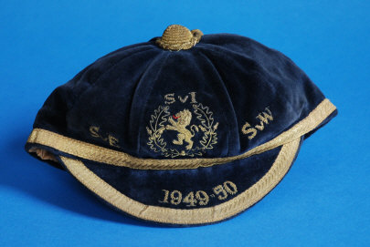 Scotland Football Cap 1949