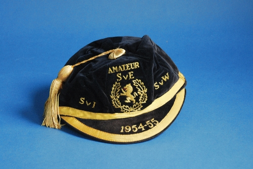 Scotland Amateur Football Cap 1954