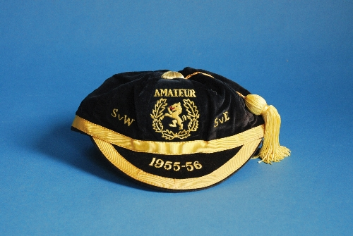 Scotland Amateur Football Cap 1955