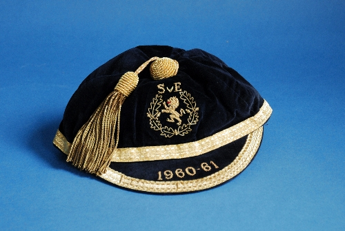 Scotland Football Cap 1960