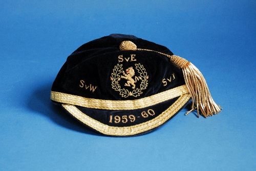 Scotland Football Cap 1959