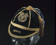 Billy Bremner Scotland Football Cap 1970