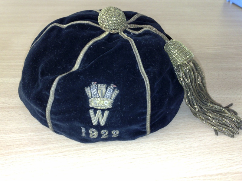 Unknown Scottish Club Cap