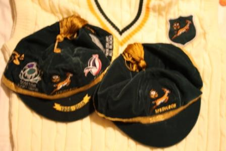 South Africa Rugby Cap Centenary 2006
