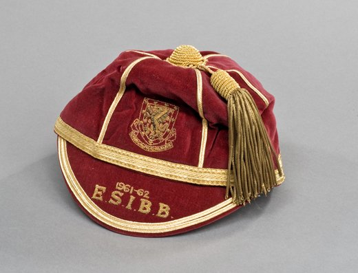 Jack Kelsey's last Wales International Football Cap 1961-62
