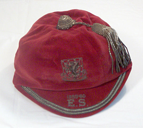 Tony Pickrell's Welsh Youth Football Cap 1959-60