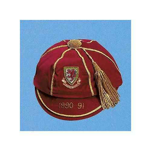 Clayton Blackmore's Wales International Football Cap 1990-91 season