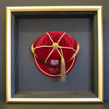 Welsh International Football Cap