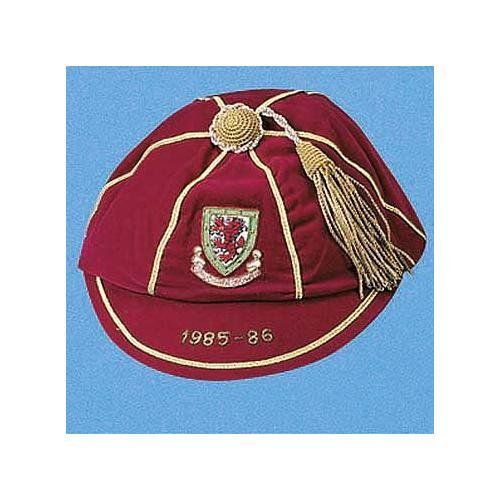 Clayton Blackmore's Wales International Football Cap 1985-86 season
