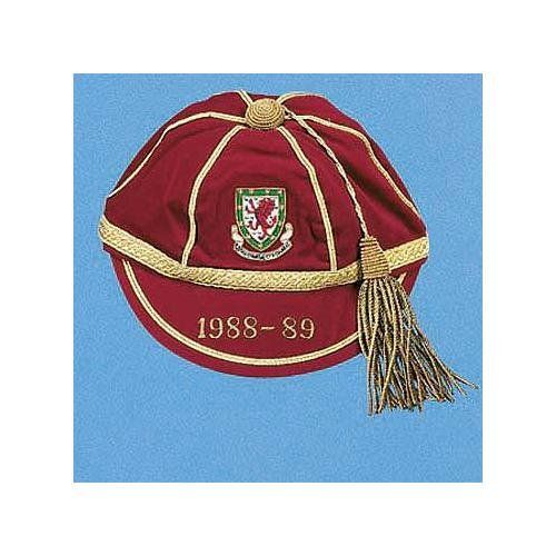 Clayton Blackmore's Wales International Football Cap 1988-89 season