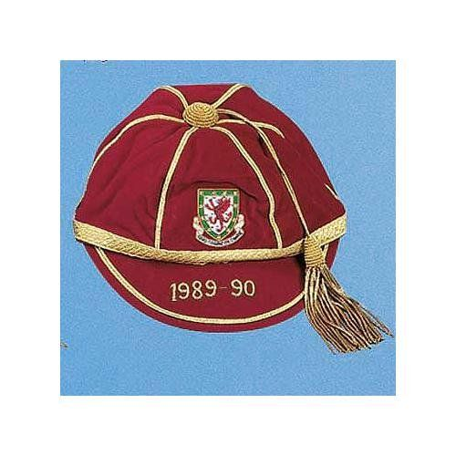 Clayton Blackmore's Wales International Football Cap 1989-90 season