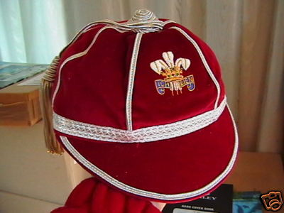 2009 Wales International Rugby Cap