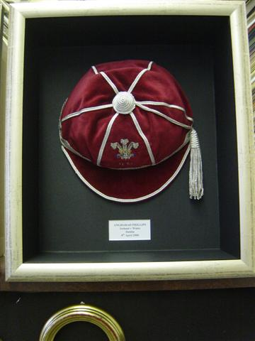 Wales International Rugby Cap 2003