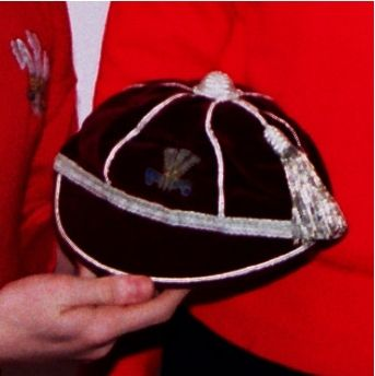 Gareth Williams' Wales International Rugby Cap 1980
