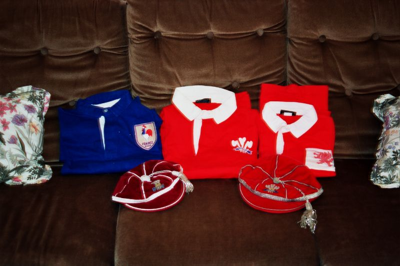 Welsh Schools International Rugby Caps