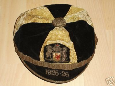 Cardiff RFC Club Cap 1925-26