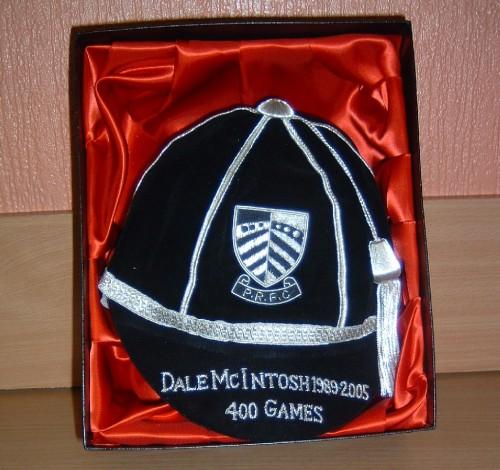 Pontypridd Rugby Cap