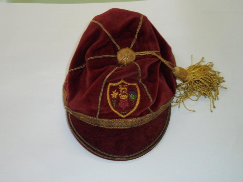 Great Britain Rugby League Honours Cap