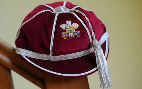 Rhys Priestland's 2011 Wales Rugby Union International Cap
